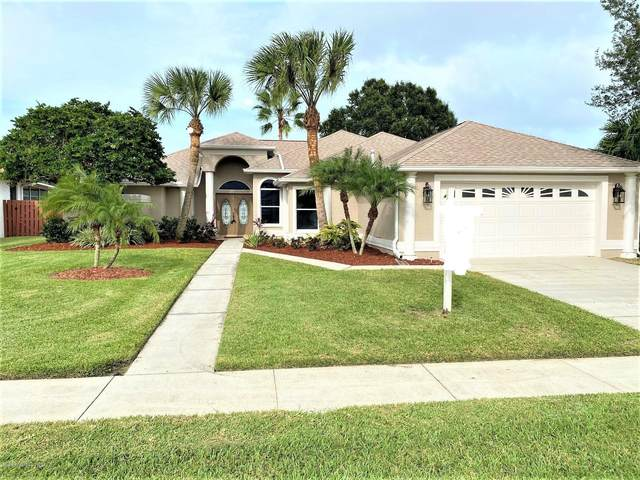 840 Black Bird Court, Rockledge, FL 32955 (MLS #889806) :: Blue Marlin Real Estate