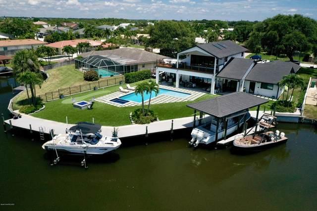 625 Seville Court, Satellite Beach, FL 32937 (MLS #889822) :: Premium Properties Real Estate Services