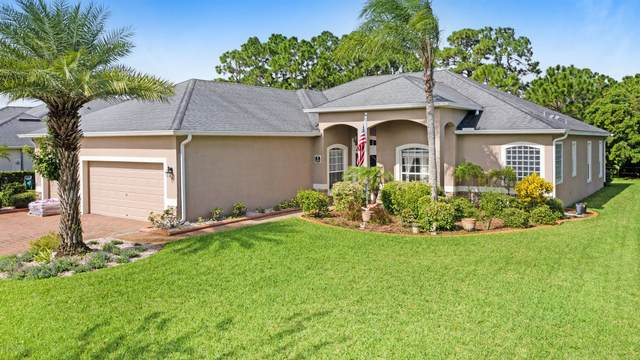 425 Easton Forest Circle SE, Palm Bay, FL 32909 (MLS #889829) :: Coldwell Banker Realty