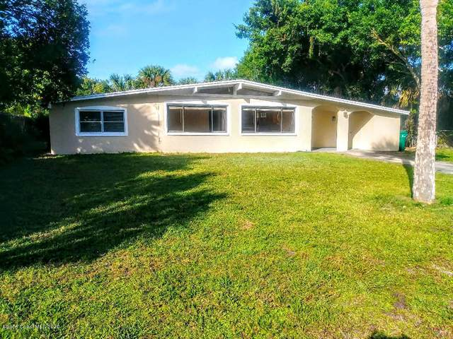 809 8th Street, Merritt Island, FL 32953 (MLS #889835) :: Coldwell Banker Realty
