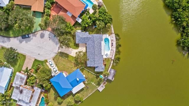 271 Antigua Drive, Cocoa Beach, FL 32931 (MLS #889838) :: Premium Properties Real Estate Services