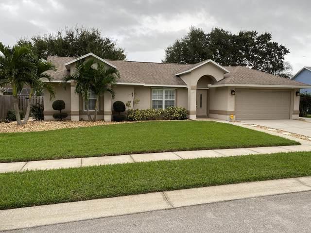 3202 Brentwood Lane, Melbourne, FL 32934 (MLS #889847) :: Premium Properties Real Estate Services