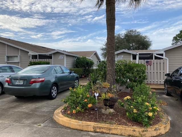 1924 Quail Ridge Court #2502, Cocoa, FL 32926 (MLS #889858) :: Premium Properties Real Estate Services