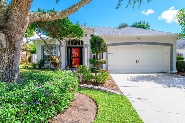 2177 Hedgerow Drive, Merritt Island, FL 32953 (MLS #889865) :: Coldwell Banker Realty