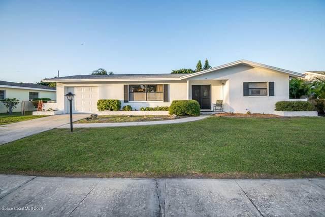 140 Skylark Avenue, Merritt Island, FL 32953 (MLS #889914) :: Premium Properties Real Estate Services