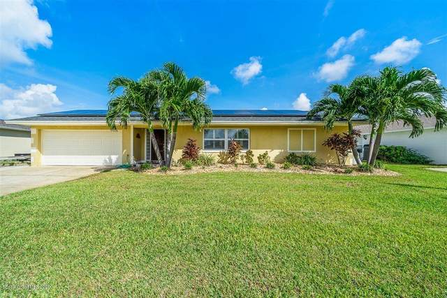 124 Via De La Reina, Merritt Island, FL 32953 (MLS #889925) :: Premier Home Experts