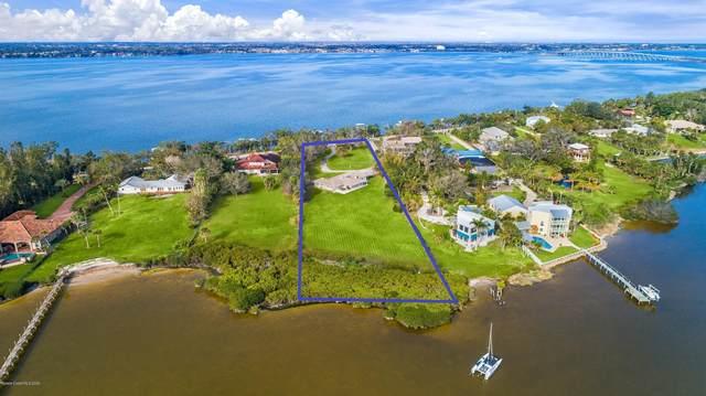 9100 S Tropical Trl, Merritt Island, FL 32952 (MLS #889929) :: Coldwell Banker Realty