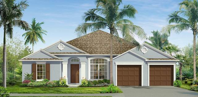 2342 Angel Road SE, Palm Bay, FL 32909 (MLS #889936) :: Premium Properties Real Estate Services