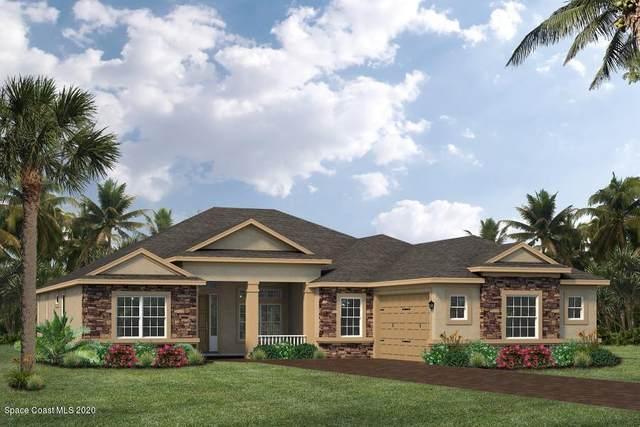 8246 Stonecrest Drive, Melbourne, FL 32940 (MLS #889954) :: Premium Properties Real Estate Services