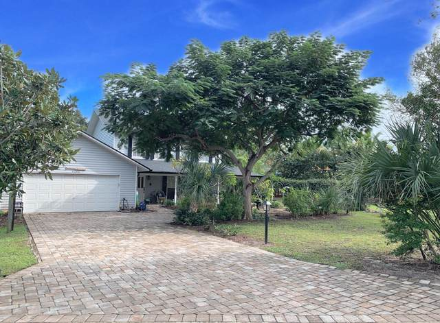 4240 Blossom Circle, Merritt Island, FL 32952 (MLS #889971) :: Premium Properties Real Estate Services
