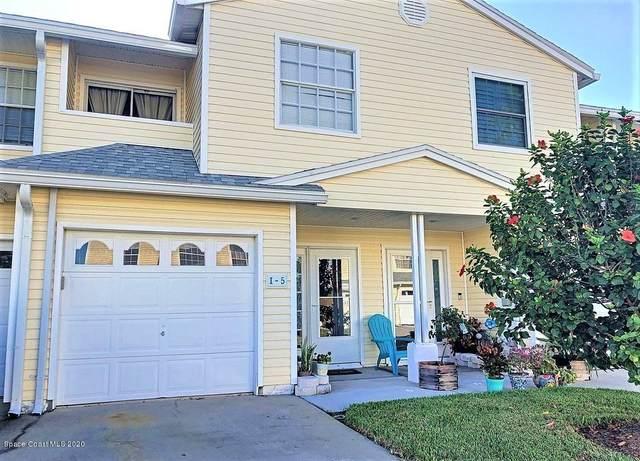 2990 S Fiske Boulevard I-5, Rockledge, FL 32955 (MLS #889987) :: Coldwell Banker Realty