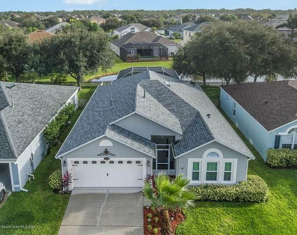 4067 Four Lakes Drive, Melbourne, FL 32940 (MLS #889988) :: Coldwell Banker Realty