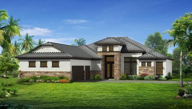 1125 Aranceto Circle, Merritt Island, FL 32952 (MLS #889997) :: Blue Marlin Real Estate