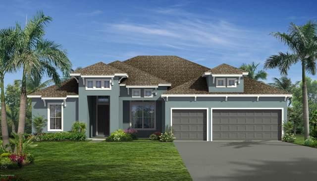 1100 Aranceto Circle, Merritt Island, FL 32952 (MLS #890007) :: Blue Marlin Real Estate