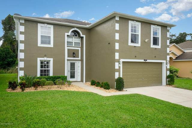 749 Macon Drive, Titusville, FL 32780 (MLS #890085) :: Premium Properties Real Estate Services