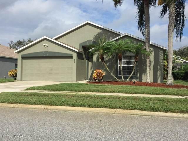 878 Villa Drive, Melbourne, FL 32940 (MLS #890112) :: Premium Properties Real Estate Services