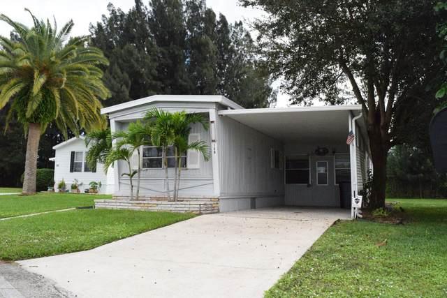 150 Holiday Park Boulevard NE, Palm Bay, FL 32907 (MLS #890152) :: Premium Properties Real Estate Services