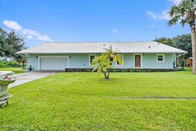 4901 Evinrude Road, Melbourne, FL 32934 (MLS #890181) :: Premium Properties Real Estate Services