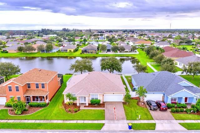1541 Bridgeport Circle, Rockledge, FL 32955 (MLS #890182) :: Premium Properties Real Estate Services