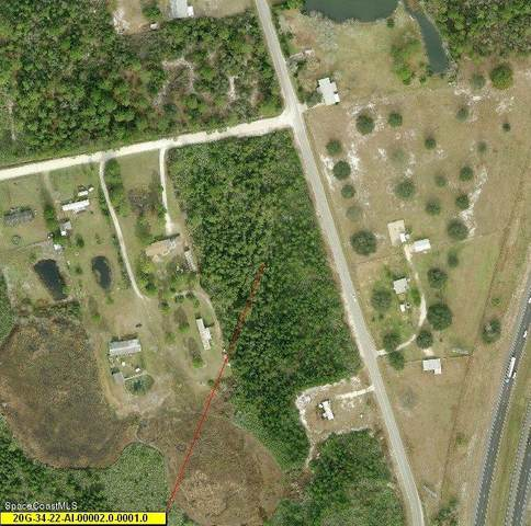 Corner Of Meadow Green Rd & Needle St., Mims, FL 32754 (MLS #890214) :: Premier Home Experts