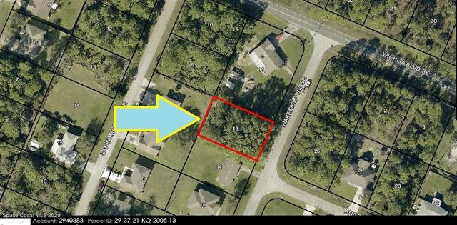 1489 Wakefield Road SE, Palm Bay, FL 32909 (MLS #890217) :: Premium Properties Real Estate Services