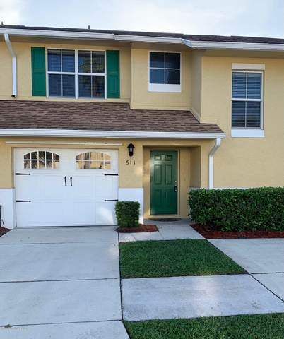 611 Cedar Side Cir Ne # Circle NE, Palm Bay, FL 32905 (MLS #890224) :: Premium Properties Real Estate Services