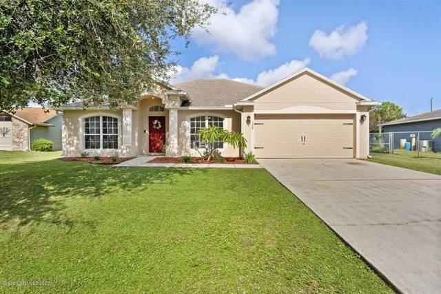 1259 Waterway Street SW, Palm Bay, FL 32908 (MLS #890227) :: Premium Properties Real Estate Services