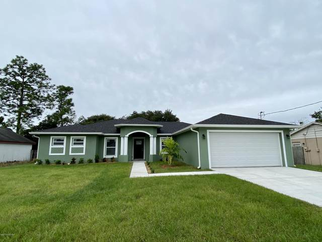 6444 Hudson Road, Cocoa, FL 32927 (MLS #890228) :: Blue Marlin Real Estate