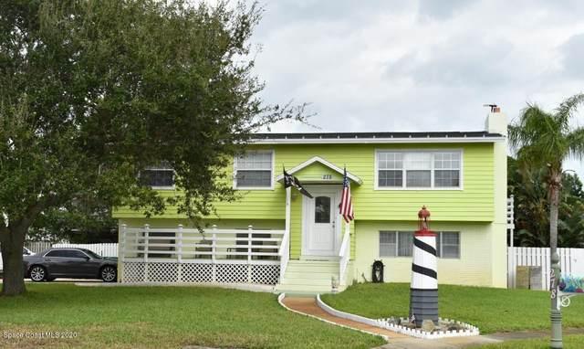 278 Marion Street, Indian Harbour Beach, FL 32937 (MLS #890231) :: Premium Properties Real Estate Services