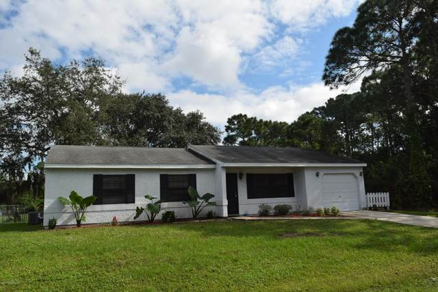 829 Tampa Avenue SE, Palm Bay, FL 32909 (MLS #890234) :: Coldwell Banker Realty