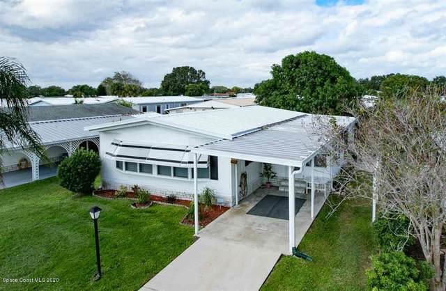512 Royal Tern Drive, Barefoot Bay, FL 32976 (MLS #890239) :: Premium Properties Real Estate Services