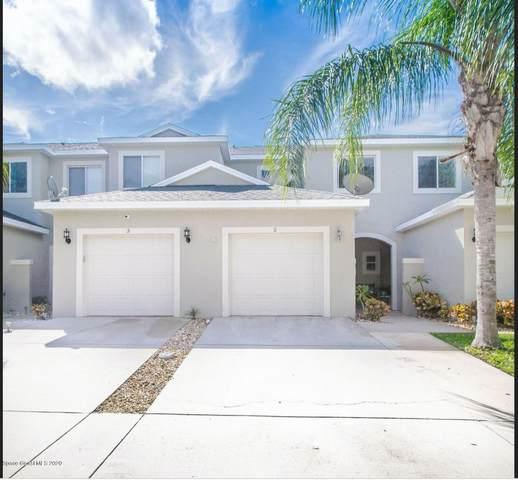 3707 Chambers Lane #3, Cocoa, FL 32926 (MLS #890267) :: Blue Marlin Real Estate