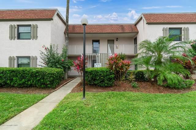 2727 N Wickham Road 205-5, Melbourne, FL 32935 (MLS #890293) :: Premium Properties Real Estate Services