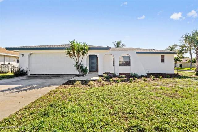 299 Maple Drive, Satellite Beach, FL 32937 (MLS #890306) :: Premium Properties Real Estate Services