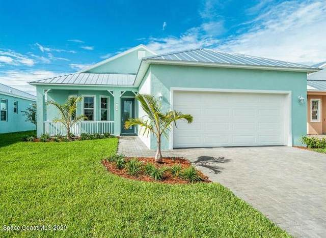 645 Lorelei Avenue, Melbourne, FL 32901 (MLS #890314) :: Premium Properties Real Estate Services