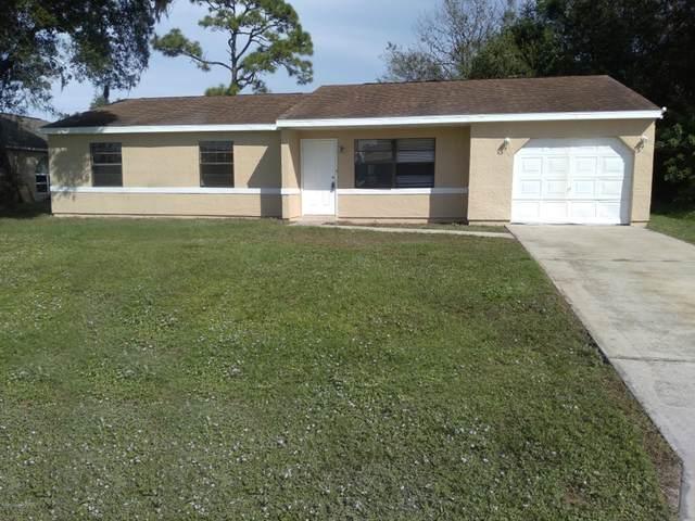 928 Sable Circle SE, Palm Bay, FL 32909 (MLS #890327) :: Premium Properties Real Estate Services