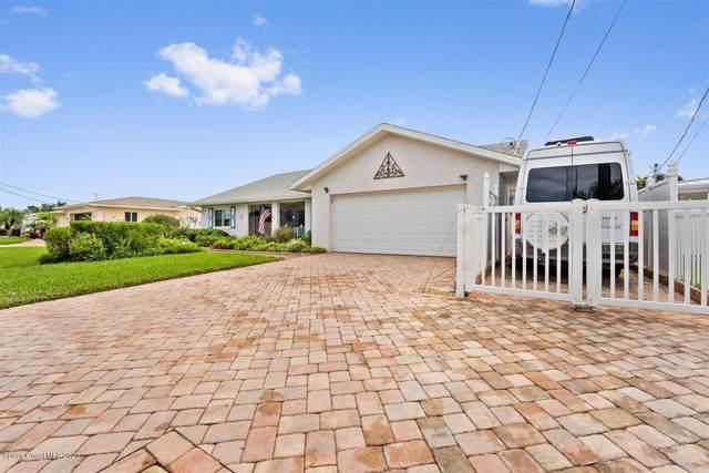 474 Skylark Boulevard, Satellite Beach, FL 32937 (MLS #890356) :: Premium Properties Real Estate Services
