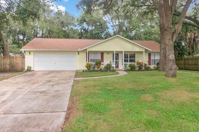 4740 Ivan Street, Cocoa, FL 32927 (MLS #890358) :: Coldwell Banker Realty
