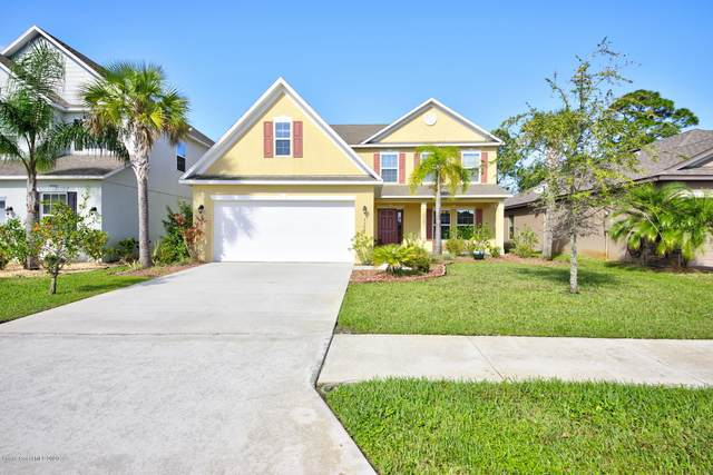 5394 Brilliance Circle, Cocoa, FL 32926 (MLS #890364) :: Premium Properties Real Estate Services