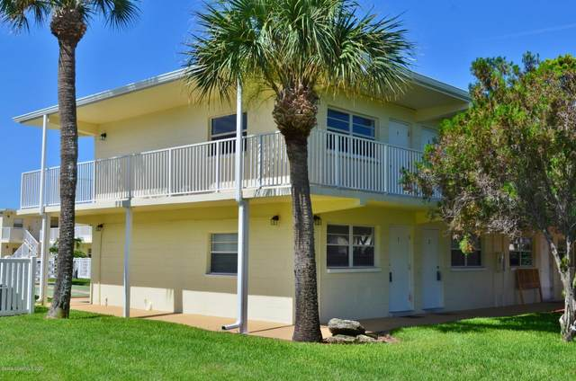 425 Tyler Avenue 7B, Cape Canaveral, FL 32920 (MLS #890380) :: Coldwell Banker Realty