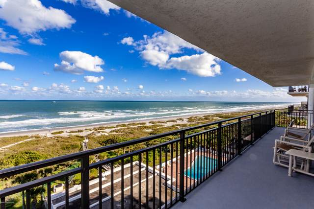 2100 N Atlantic Avenue #903, Cocoa Beach, FL 32931 (MLS #890385) :: Coldwell Banker Realty