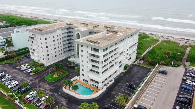 3740 Ocean Beach Boulevard #301, Cocoa Beach, FL 32931 (MLS #890391) :: Premium Properties Real Estate Services