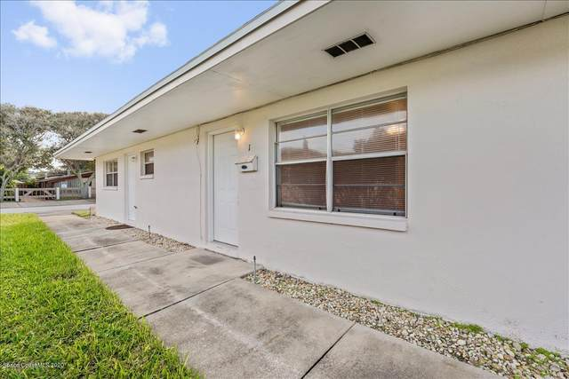 408 Jackson Avenue #1, Cape Canaveral, FL 32920 (MLS #890410) :: Premier Home Experts
