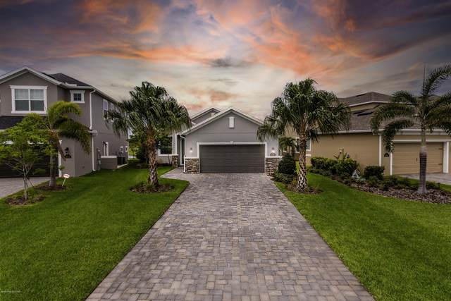 2826 Amethyst Way, Melbourne, FL 32940 (MLS #890427) :: Coldwell Banker Realty