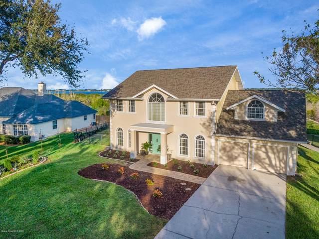 2280 Marsh Harbor Avenue, Merritt Island, FL 32952 (MLS #890431) :: Premium Properties Real Estate Services