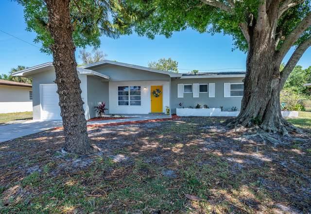 865 Osage Avenue, Melbourne, FL 32935 (MLS #890438) :: Coldwell Banker Realty