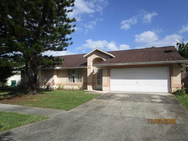 3479 Fan Palm Boulevard, Melbourne, FL 32901 (MLS #890447) :: Blue Marlin Real Estate