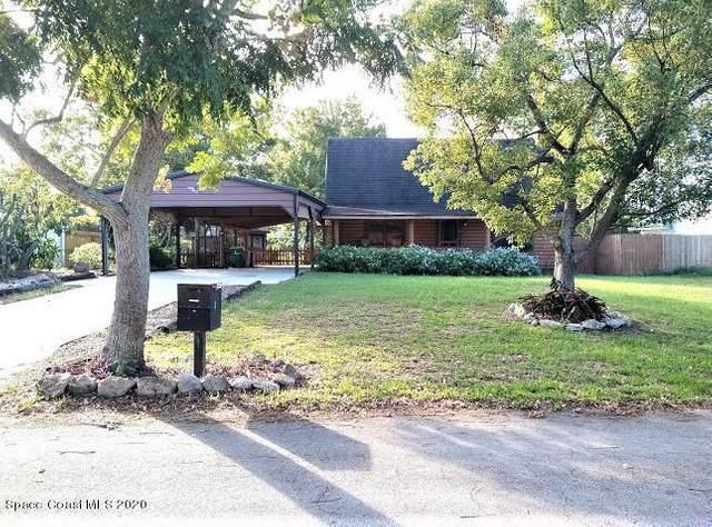 5495 Flint Road, Cocoa, FL 32927 (MLS #890451) :: Blue Marlin Real Estate