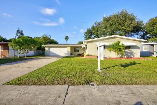 100 Barbados Drive, Merritt Island, FL 32952 (MLS #890465) :: Blue Marlin Real Estate