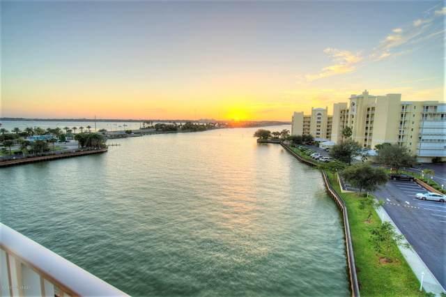 134 Starboard Lane #509, Merritt Island, FL 32953 (MLS #890479) :: Coldwell Banker Realty